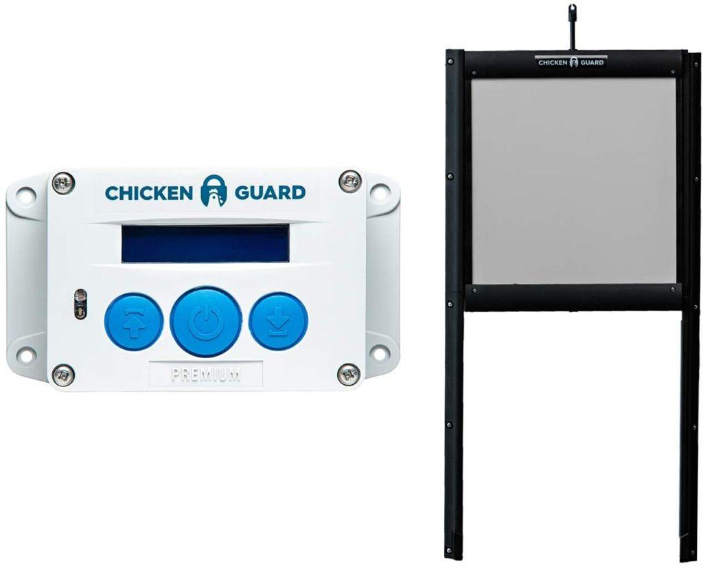 ChickenGuard Premium Automatische Türöffner Für Den Hühnerstall